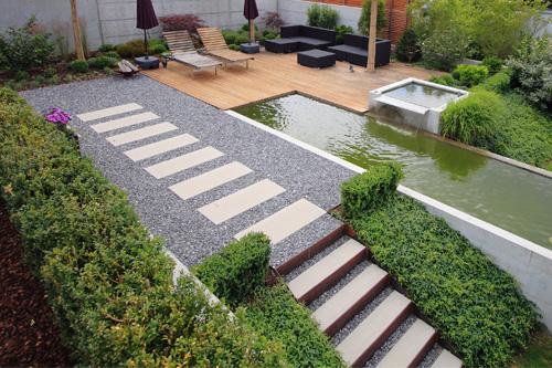 gartenarchitektur - wyder gartenbau - Gartenarchitektur